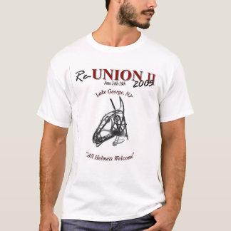 T-shirt 2005 da Re-União