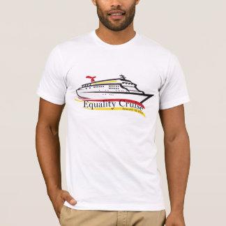 T-shirt 2014 do cruzeiro da igualdade