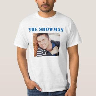 T-shirt 2014 vencido da liga - Showman