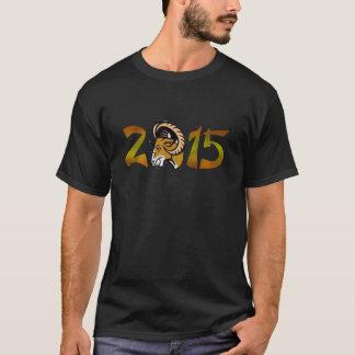 t-shirt 2015, ano chinês do ano novo dos carneiros