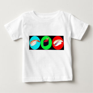 T-shirt 3 pouco Sushies