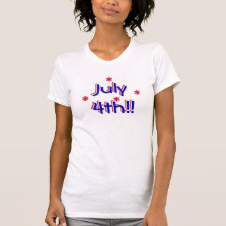 t-shirt - 4 de julho