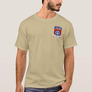T-shirt 82nd Regimento Apache da aviação