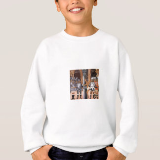 T-shirt A apreensão do Jesus Cristo cerca do médio 1700's