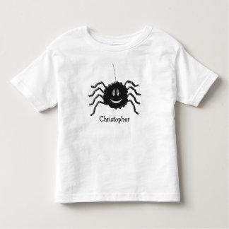 T-shirt A aranha apenas adiciona o nome