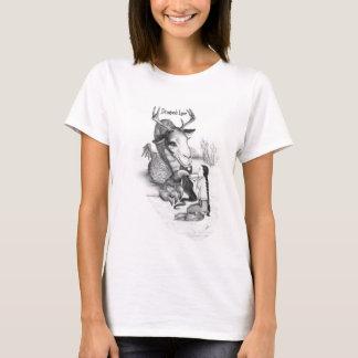 T-shirt A atração do dragão