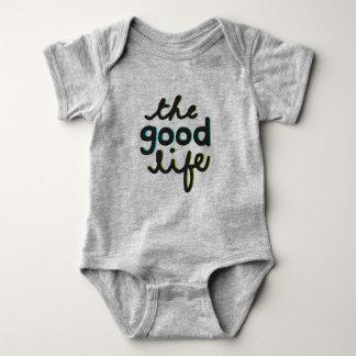 T-shirt A boa vida