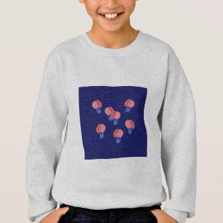 T-shirt A camisola dos miúdos dos balões de ar