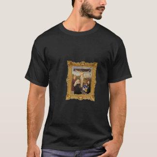 T-shirt A génese da crucificação