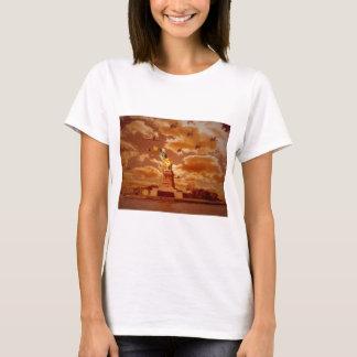 T-shirt A invasão de NewYork