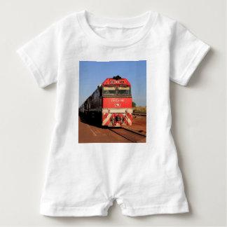 T-shirt A locomotiva do trem de Ghan, Darwin