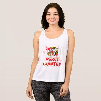 T-shirt A MAIORIA QUISERAM camisola de alças do desempenho