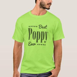 T-shirt A melhor papoila nunca