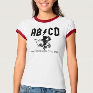 T-SHIRT ABCD