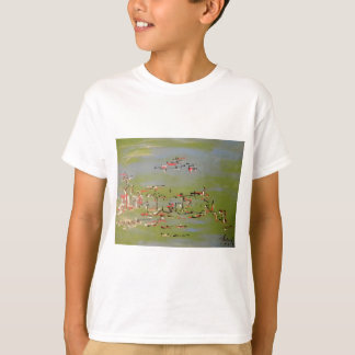 T-shirt Abstrato