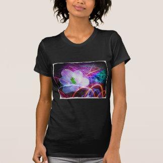 T-shirt Açafrão de néon