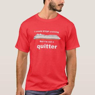 T-shirt adulto do cruzeiro