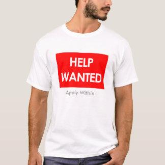 T-shirt Ajuda querida