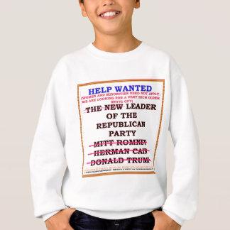 T-shirt Ajuda querida - Partido Republicano novo do líder