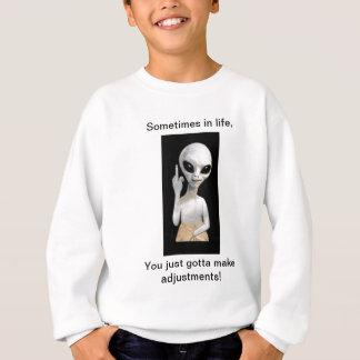 T-shirt Ajuste estrangeiro - miúdos