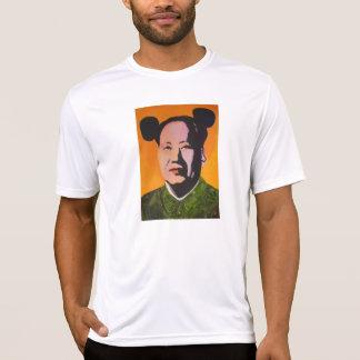 T-shirt alaranjado de Maose