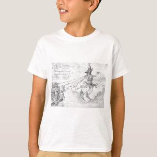 T-shirt Alegoria da eloquência por Albrecht Durer