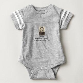 T-shirt Alexander Konstamtinovich Glazunov c1913