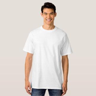 T-shirt alto do Hanes dos homens