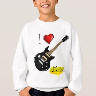 T-shirt Amantes da guitarra