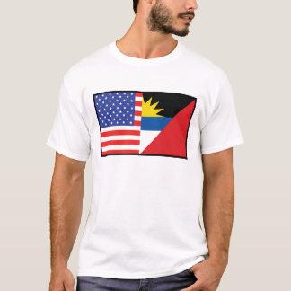 T-shirt América Antiqua Barbuda