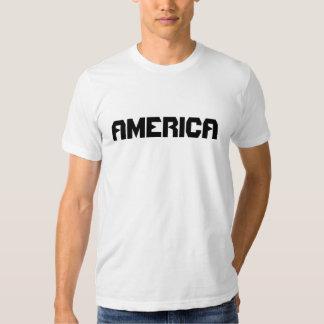 T-shirt americano do orgulho