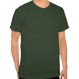 T-shirt americano do roupa (Forest Green)