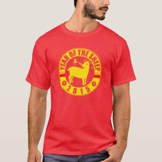T-shirt ano dos carneiros 2015