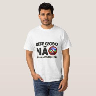 T-shirt Anti Globo