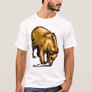 T-shirt Antro do urso