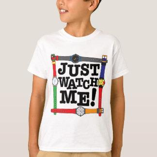 T-shirt Apenas olhe-me