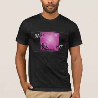 T-shirt Arte escura