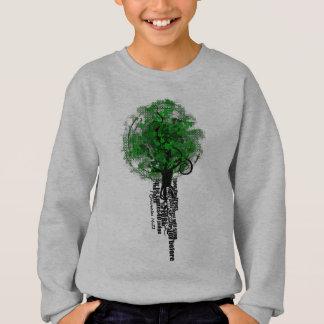 T-shirt As árvores gritarão para fora
