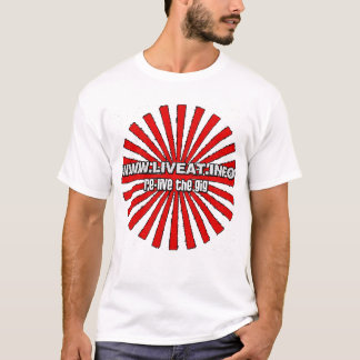 T-shirt Ascensão Sun www.liveat.info