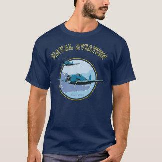 T-shirt Aviação naval