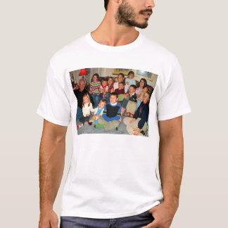 T-shirt avós com netos