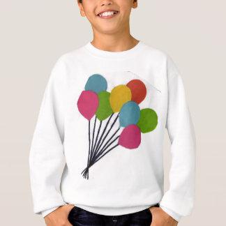 T-shirt balões coloridos (kkincade12)