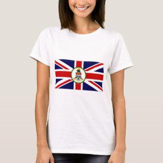 T-shirt Bandeira de Cayman Islands