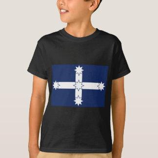 T-shirt bandeira de Eureka