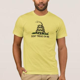 T-shirt Bandeira de Gadsden
