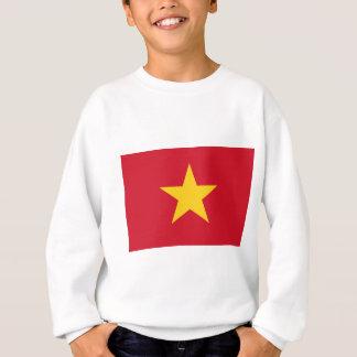 T-shirt Bandeira de Vietnam
