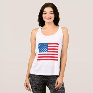 T-shirt Bandeira dos EUA