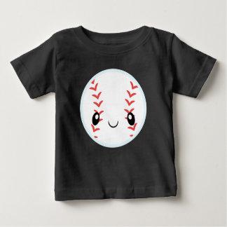 T-shirt Basebol de Emoji