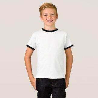 T-shirt básico da campainha dos miúdos