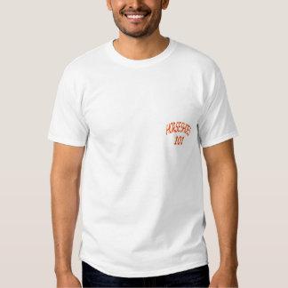 T-shirt básico das ferraduras 101